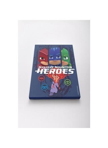 Pj Masks Pj Masks Heroes Kanvas Tablo 30x40 cm Renkli
